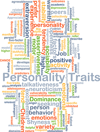 ceo job personality traits