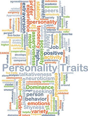 ceo job personality traits