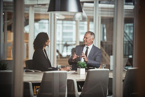 interview, corporate culture